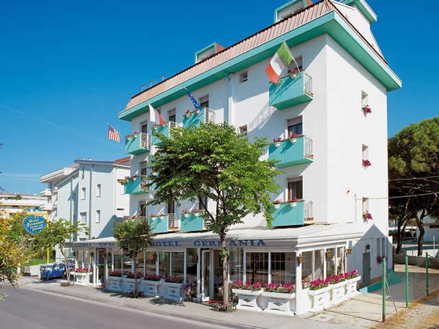 Hotel GERMANIA: Visualizza Scheda